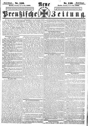 Neue preußische Zeitung vom 23.03.1893