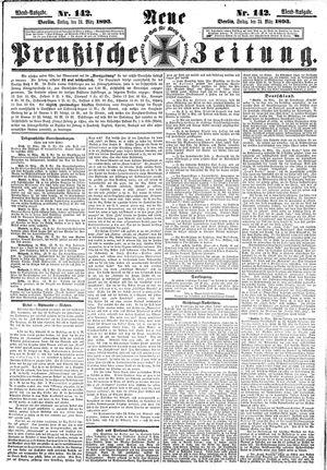 Neue preußische Zeitung vom 24.03.1893