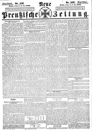 Neue preußische Zeitung vom 28.03.1893
