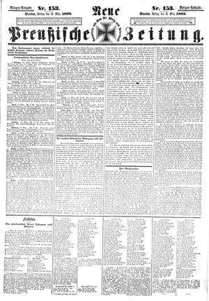 Neue preußische Zeitung vom 31.03.1893
