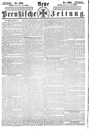 Neue preußische Zeitung vom 07.04.1893