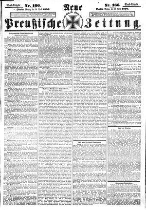Neue preußische Zeitung vom 10.04.1893