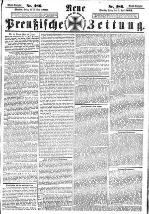 Neue preußische Zeitung vom 21.04.1893