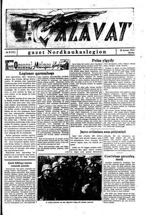 Gazavat vom 26.01.1944