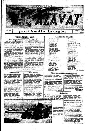 Gazavat vom 16.02.1944