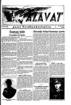 Gazavat vom 15.03.1944