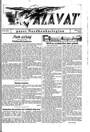 Gazavat vom 07.04.1944