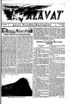 Gazavat vom 14.04.1944