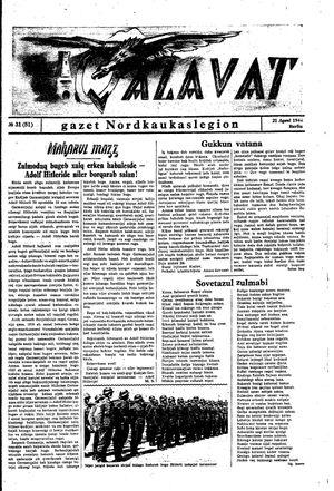 Gazavat vom 21.04.1944