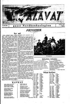 Gazavat vom 23.06.1944