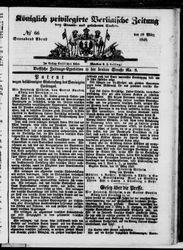Königlich privilegirte Berlinische Zeitung von Staats- und gelehrten Sachen (18.03.1848)