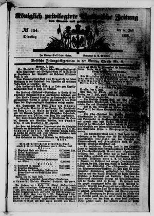 Königlich privilegirte Berlinische Zeitung von Staats- und gelehrten Sachen vom 06.07.1858