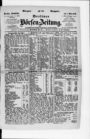 Berliner Börsen-Zeitung vom 02.03.1872