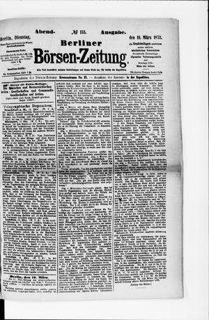 Berliner Börsen-Zeitung vom 19.03.1872