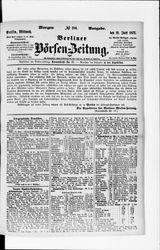 Berliner Börsenzeitung (19.06.1872)