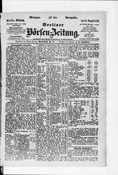 Berliner Börsenzeitung (21.08.1872)