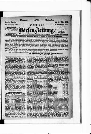 Berliner Börsen-Zeitung vom 30.03.1873