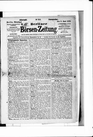 Berliner Börsen-Zeitung vom 03.06.1873