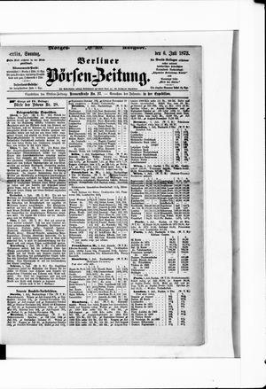 Berliner Börsen-Zeitung on Jul 6, 1873