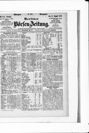 Berliner Börsen-Zeitung vom 12.08.1873