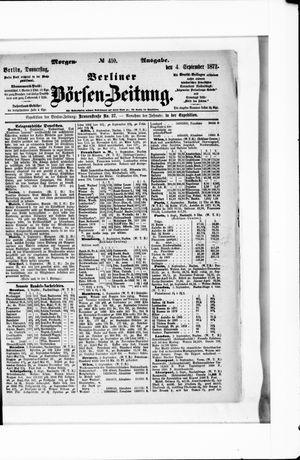 Berliner Börsen-Zeitung vom 04.09.1873