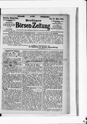 Berliner Börsenzeitung (18.03.1875)