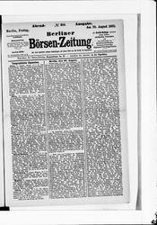 Berliner Börsenzeitung (20.08.1875)