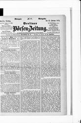 Berliner Börsenzeitung (22.02.1876)
