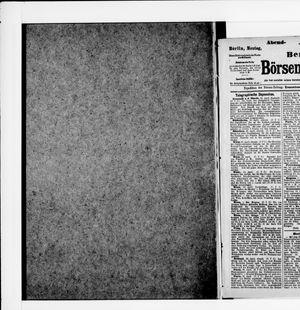 Berliner Börsen-Zeitung vom 01.05.1876