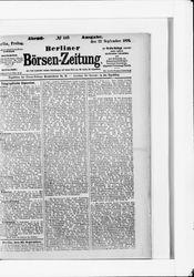 Berliner Börsenzeitung (22.09.1876)