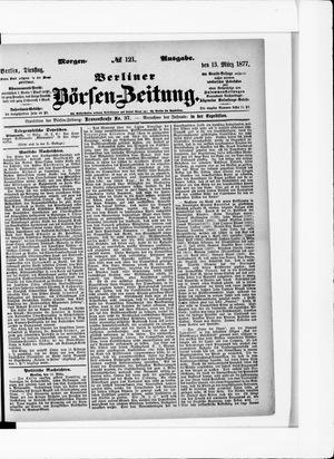 Berliner Börsen-Zeitung vom 13.03.1877