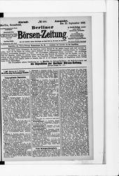 Berliner Börsenzeitung (22.09.1877)