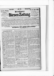 Berliner Börsenzeitung (18.03.1878)