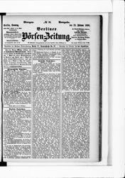 Berliner Börsenzeitung (22.02.1880)