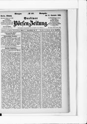 Berliner Börsenzeitung (22.09.1880)
