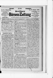 Berliner Börsen-Zeitung (21.10.1880)