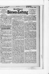 Berliner Börsenzeitung (20.02.1884)