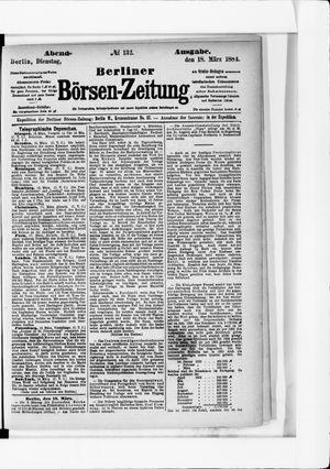 Berliner Börsen-Zeitung vom 18.03.1884