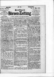 Berliner Börsenzeitung (17.03.1885)