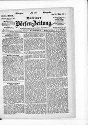 Berliner Börsenzeitung (18.03.1885)