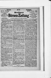 Berliner Börsenzeitung (23.02.1886)