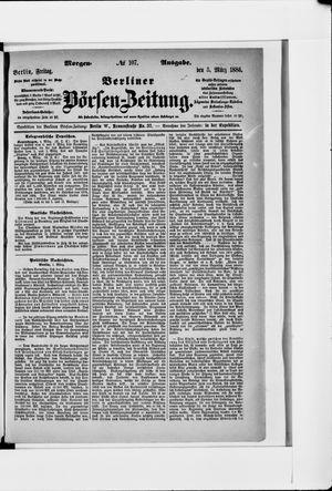 Berliner Börsen-Zeitung vom 05.03.1886