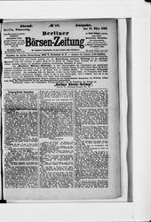 Berliner Börsenzeitung (18.03.1886)
