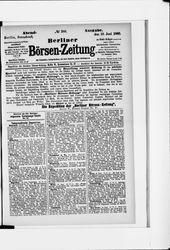 Berliner Börsenzeitung (19.06.1886)