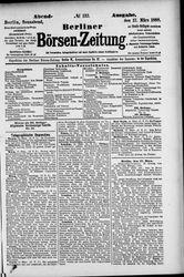 Berliner Börsenzeitung (17.03.1888)