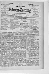 Berliner Börsen-Zeitung (05.12.1888)