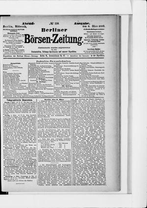 Berliner Börsen-Zeitung vom 06.03.1889