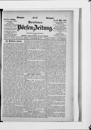 Berliner Börsen-Zeitung vom 16.03.1890