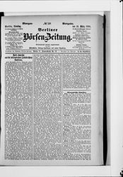 Berliner Börsenzeitung (18.03.1890)
