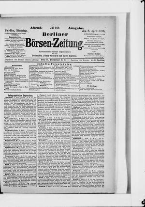 Berliner Börsen-Zeitung vom 08.04.1890